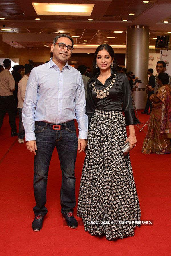 63rd Britannia Filmfare Awards South: Red Carpet