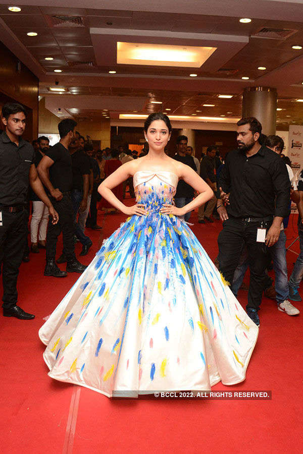 63rd Britannia Filmfare Awards South: Red Carpet