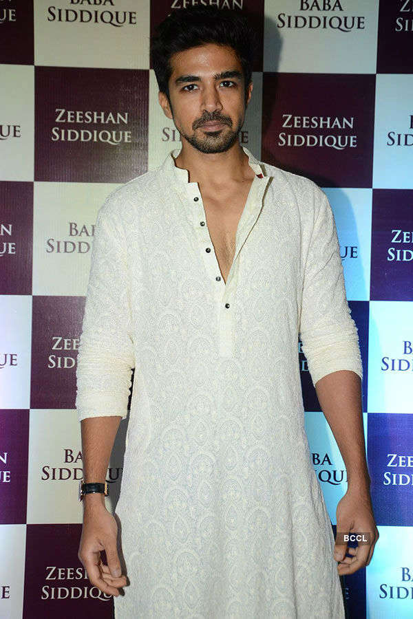 Baba Siddique's Iftar party