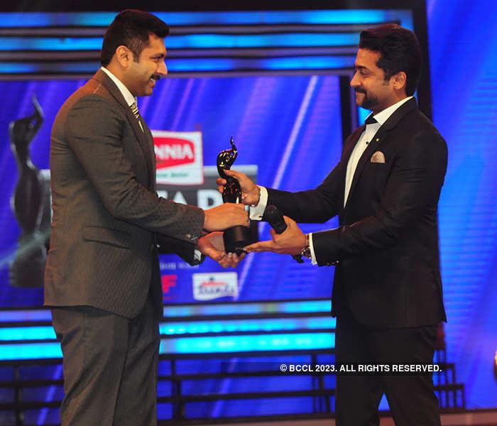 63rd Britannia Filmfare Awards South: Winners