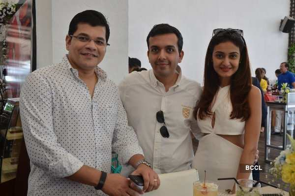 Asilo's Monsoon Brunch with Socialites