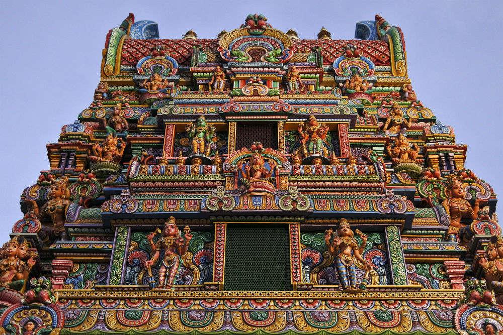 Sri Mariamman Temple, Bangkok - Times of India Travel