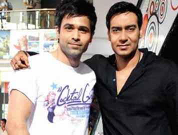 Emraan Hashmi and Ajay Devgn to team-up again