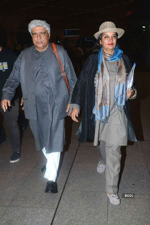 Celebs return from IIFA 2016