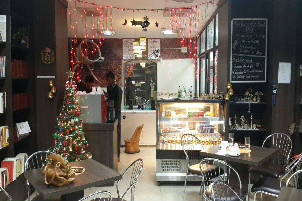 The Charleville Book Cafe