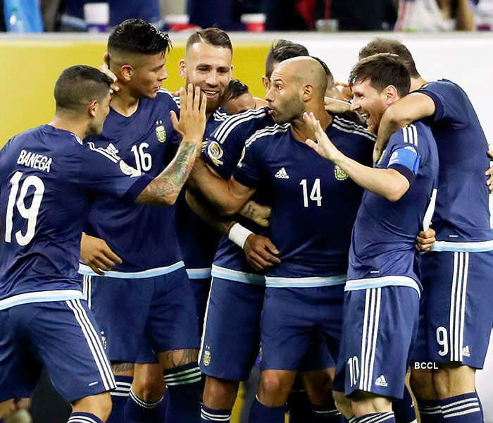 Arg beats US to enter Copa America final