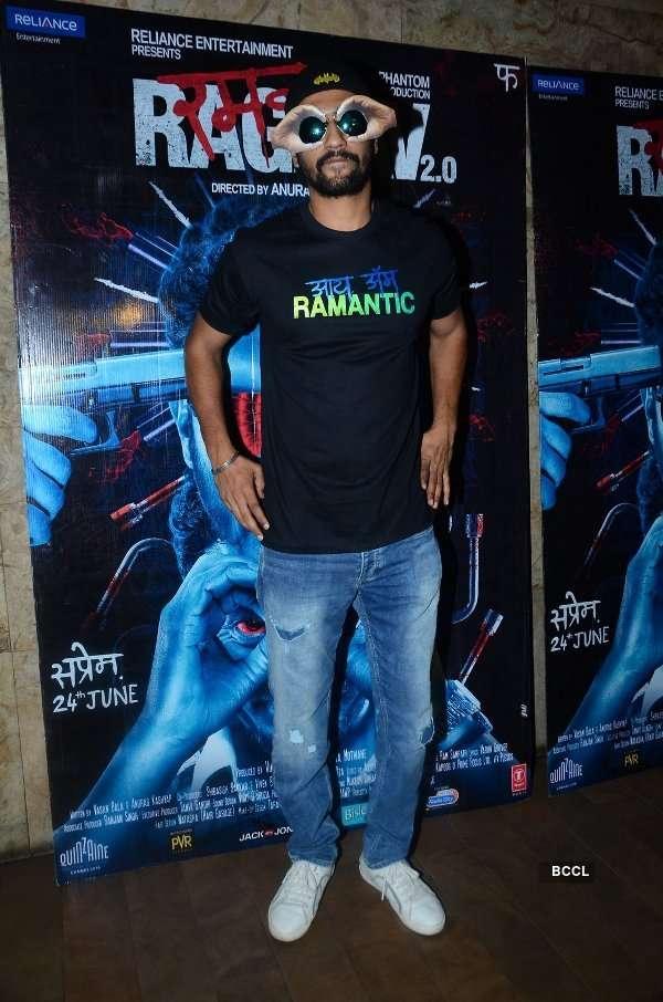 Raman Raghav 2.0: Screening