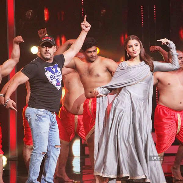 Sa Re Ga Ma Pa: On the sets