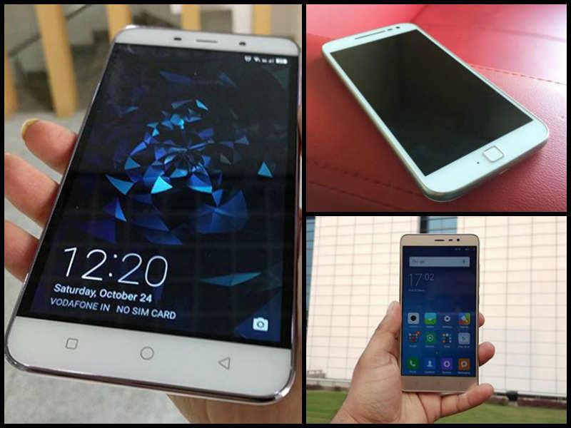 4 best Android smartphones under Rs 15,000 with fingerprint scanner