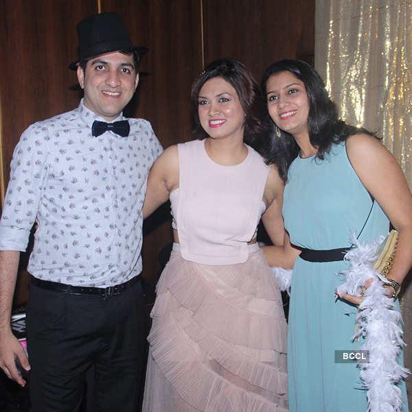 Devita Saraf's b'day party