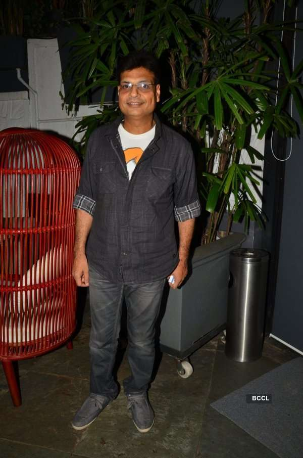 Anand Rai's B'day Party