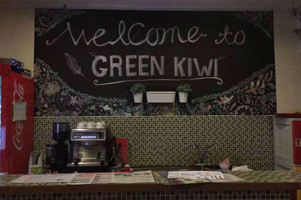 Green Kiwi Backpackers Hostel