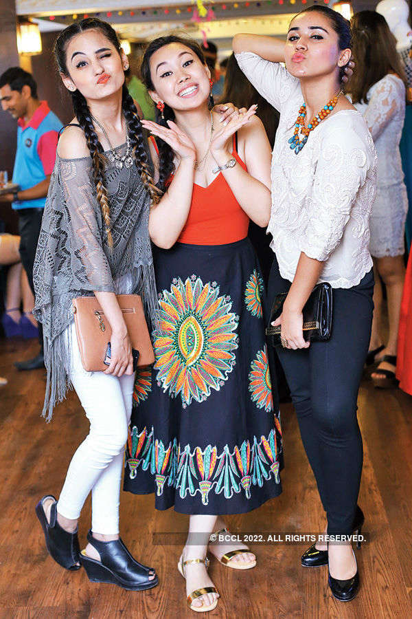 Fashion soiree at Imly