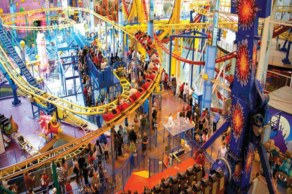 Galaxyland Amusement Park