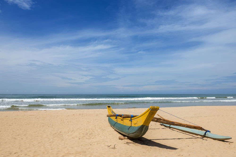 Bentota Beach—beach and more