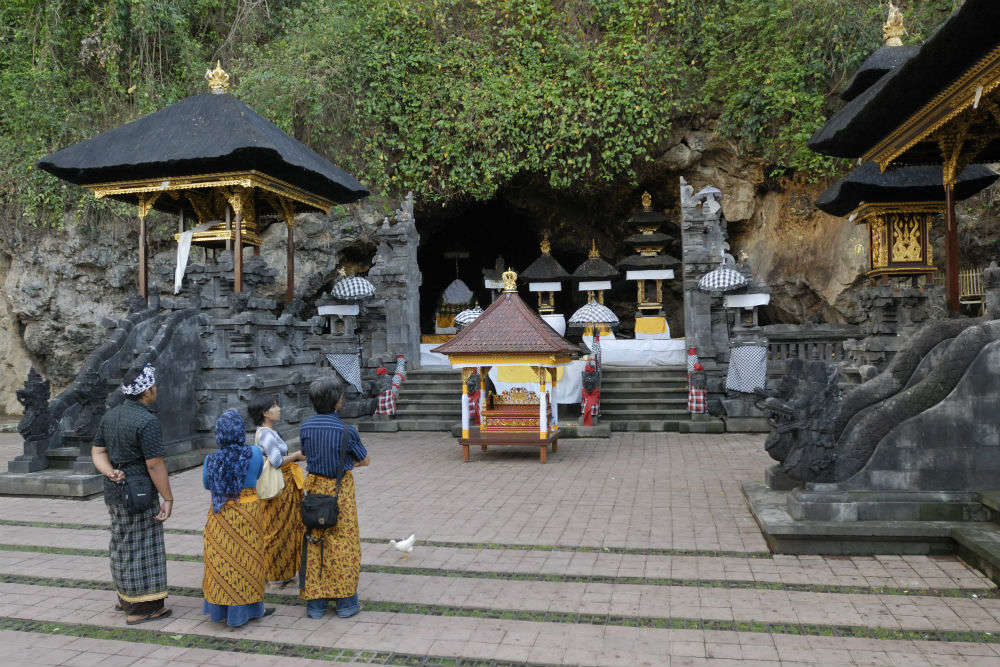 Pura Goa Lawah—the Bat Cave Temple