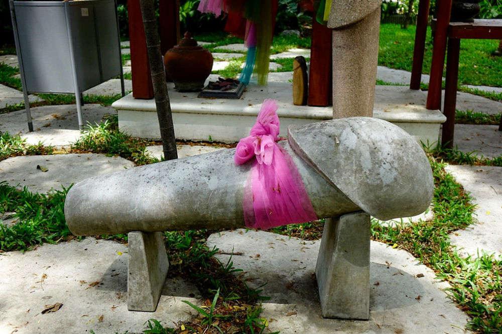 Tuptim's Shrine in Bangkok