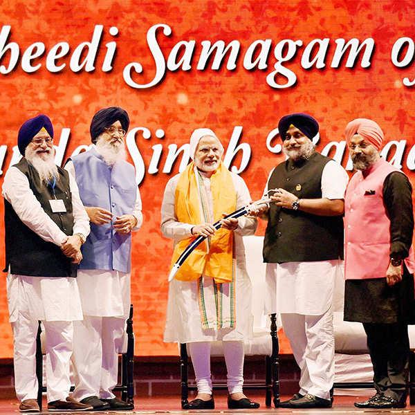 Banda Singh was a great warrior: PM