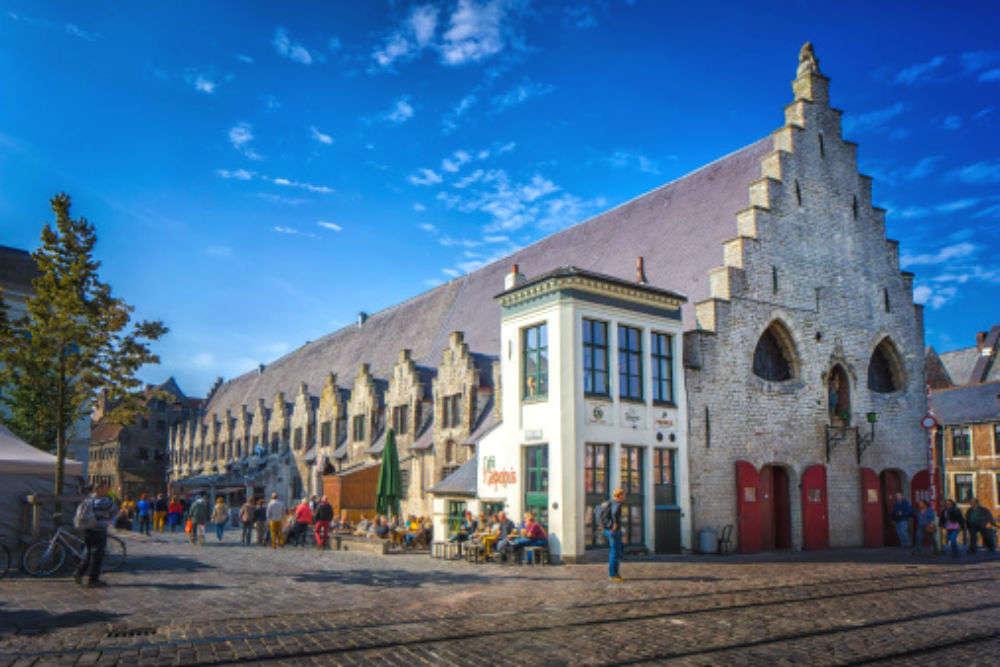 Great Butchers' Hall (Groentenmarkt / Groot Vleeshuis)