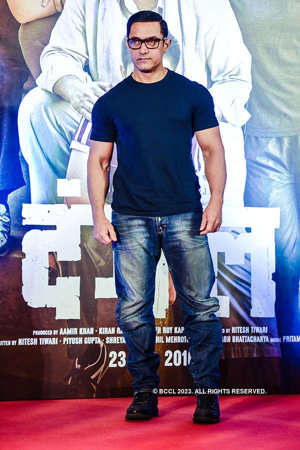 Dangal: Poster launch