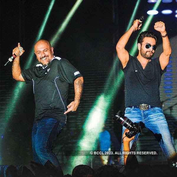 Vishal - Shekhar's concert