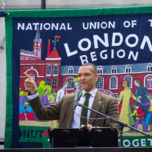 Teachers rally across the UK