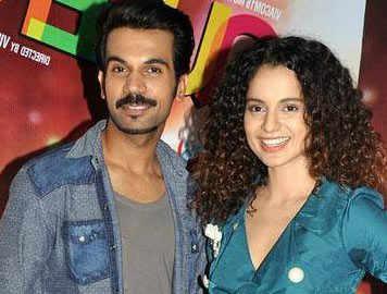 Rajkumar Rao likely to romance Kangana in 'Simran'