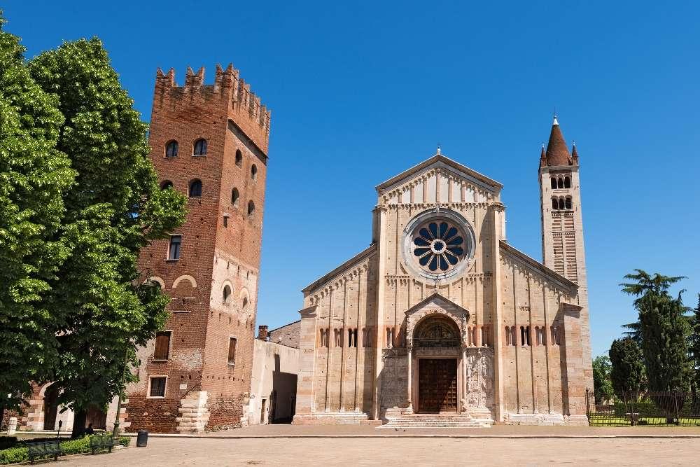 Basilica of San Zeno
