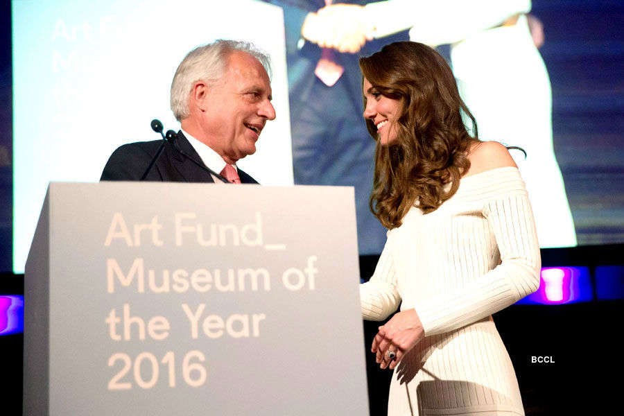 Kate Middleton @ EMY Awards