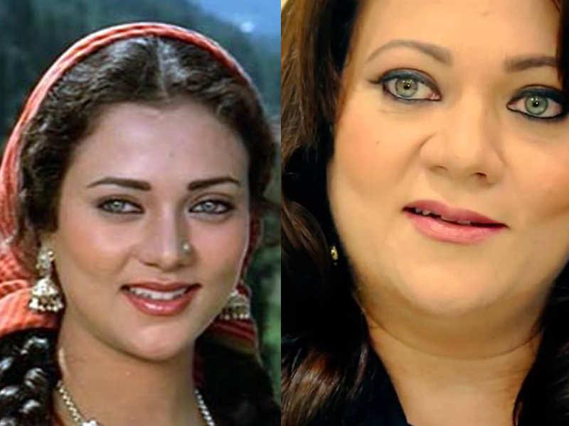 Ram Teri Ganga Maili's Mandakini: Then and now