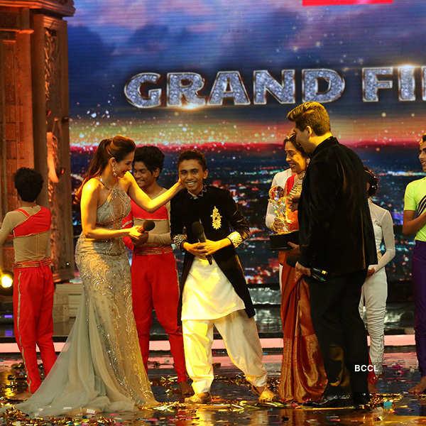 India's Got Talent - season 7: On the sets