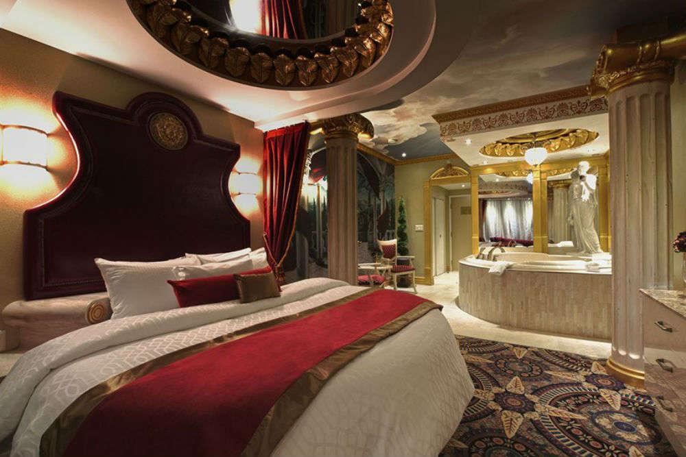 Fantasyland Hotel