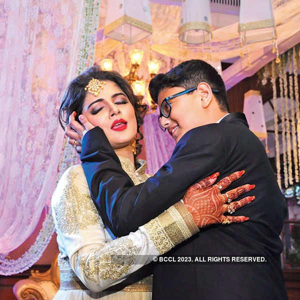 Srabanti ties the knot with Krishan