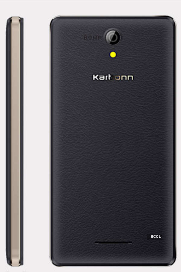Karbonn Aura Power smartphone launched