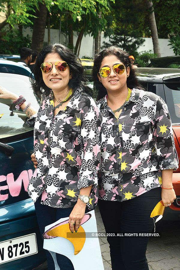 All-women car rally