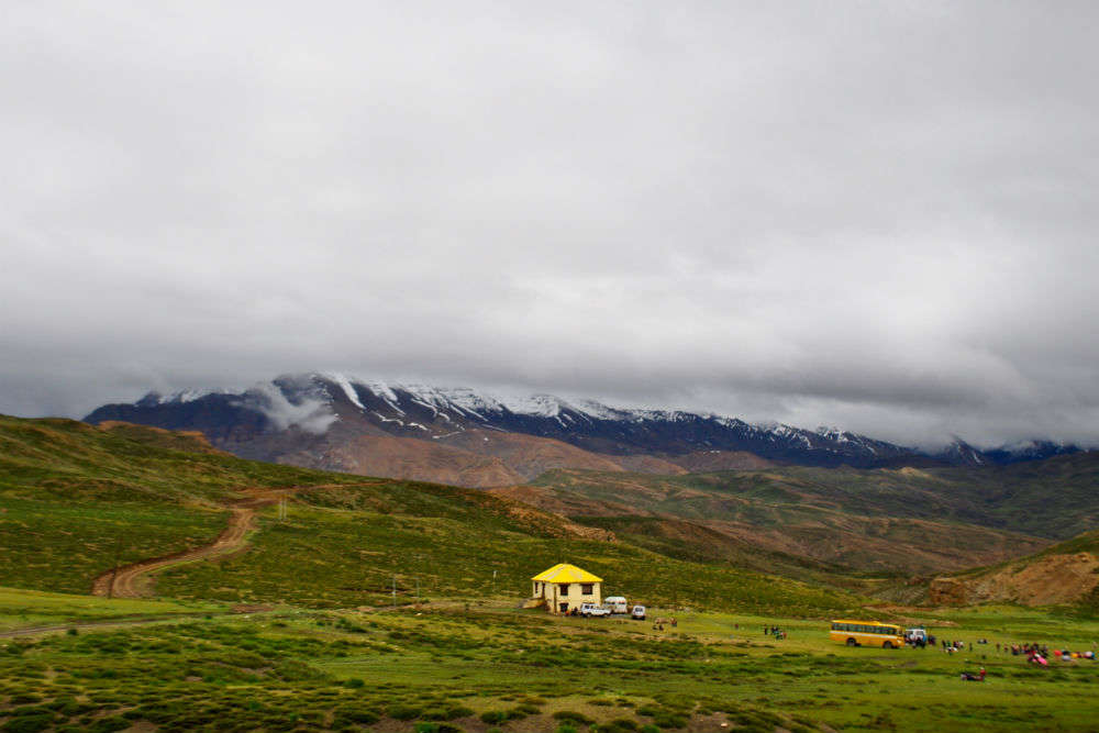 Stay at Tashigang, a village in the clouds