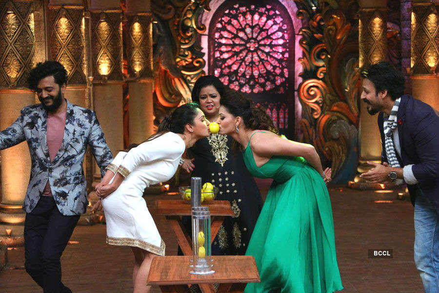 Comedy Nights Bachao: On the sets