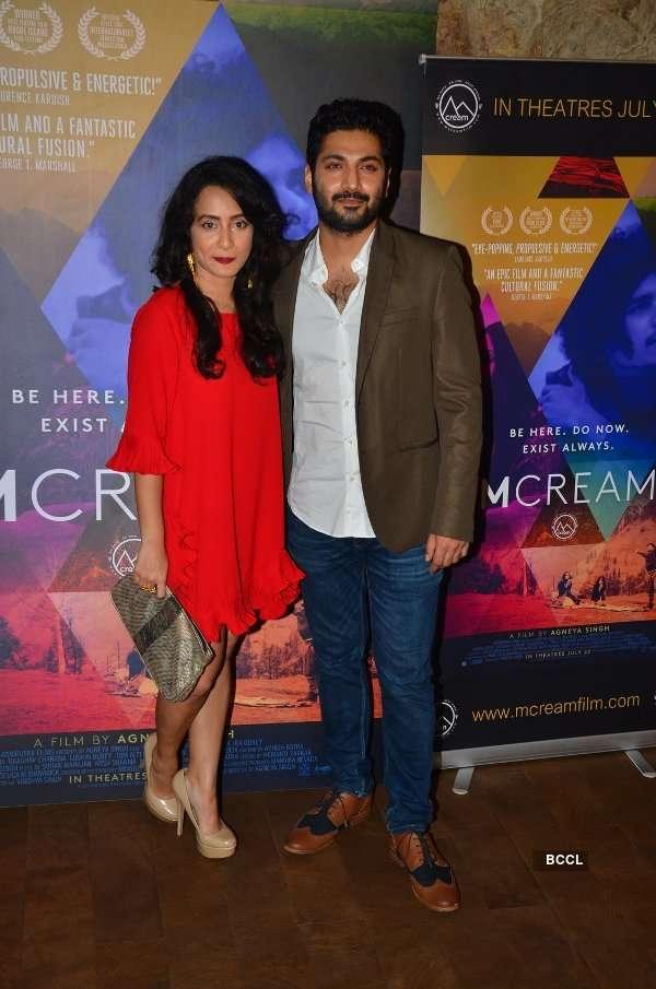 M Cream: Screening