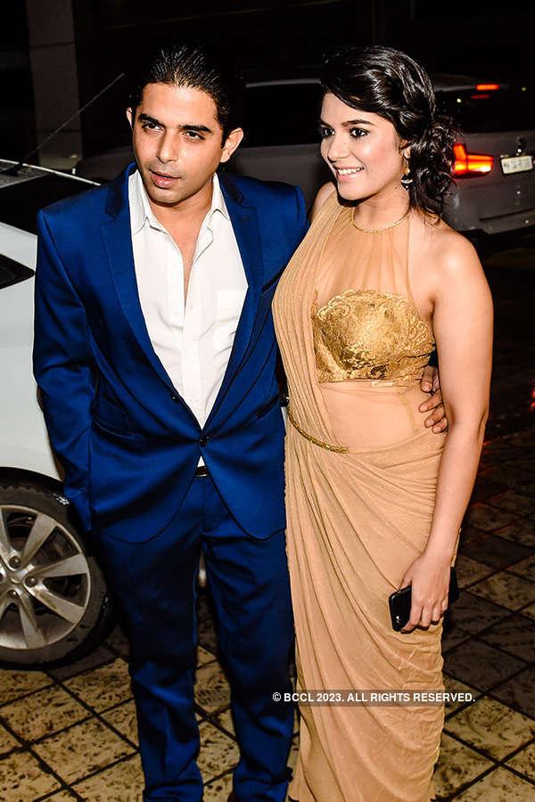 Divyanka & Vivek's wedding reception