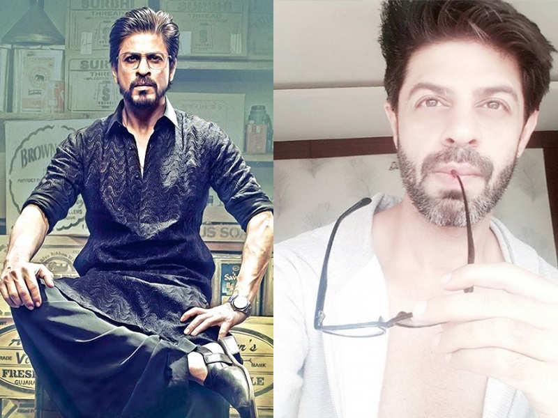 Meet Shah Rukh Khan's look-alike