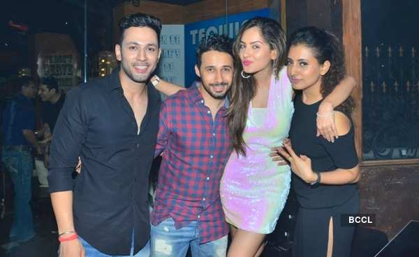 Kunal Verma's Birthday Celebration