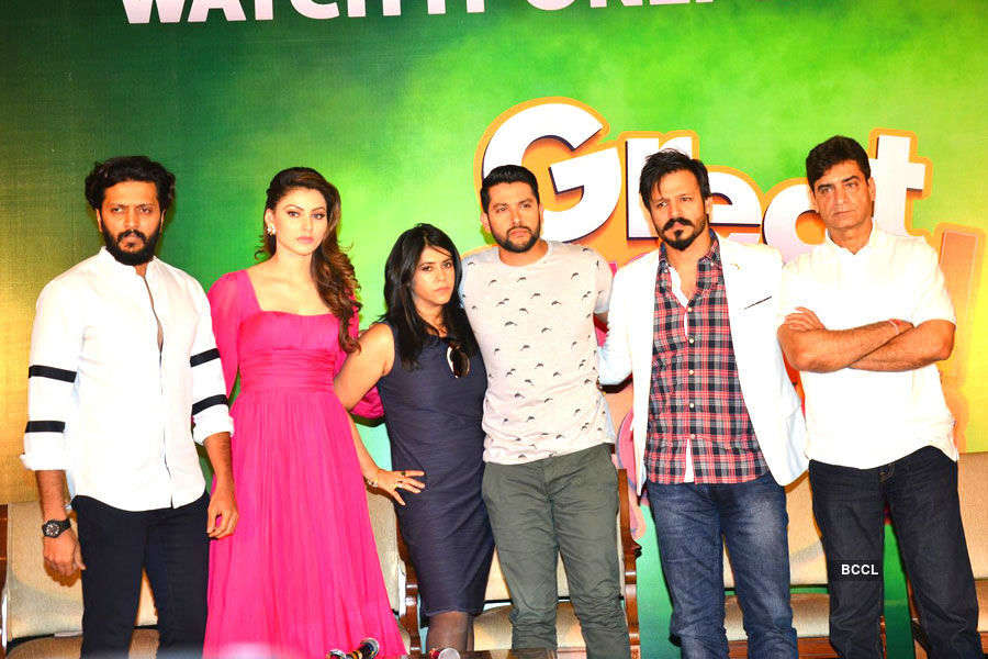 Great Grand Masti: Press Meet