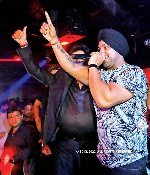 Punjabi Night @ Ultra Lounge