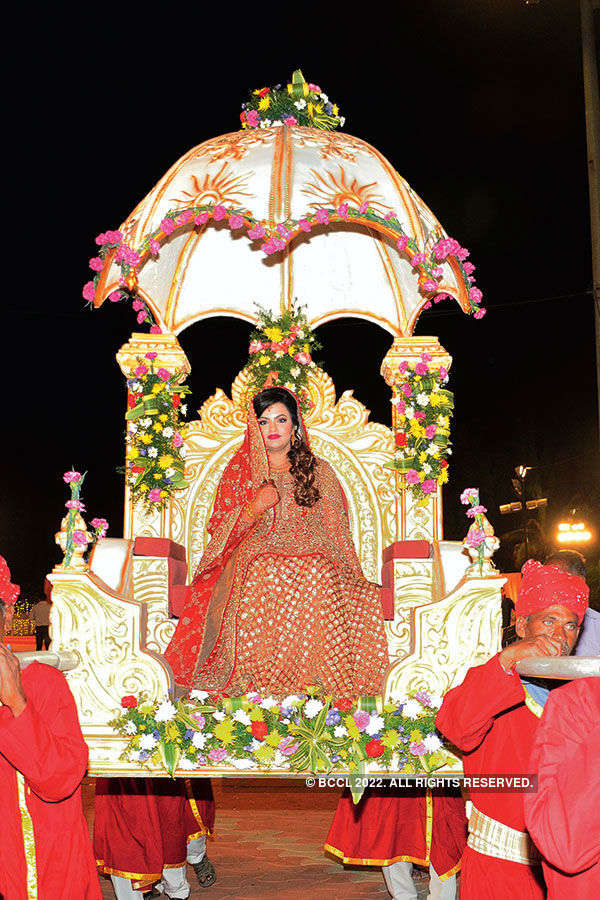 Juheena weds Mohib
