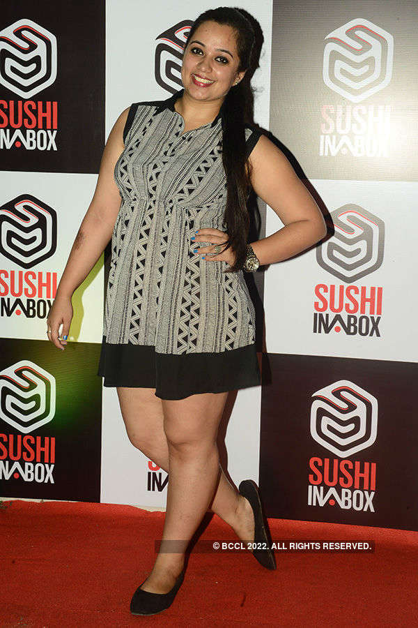 Swathi at launch event