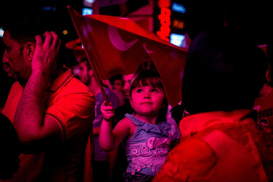 Aftermath of failed coup in Turkey continues