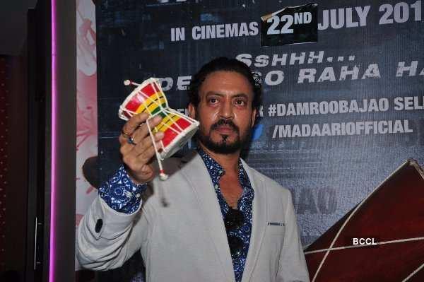 Madaari: Screening