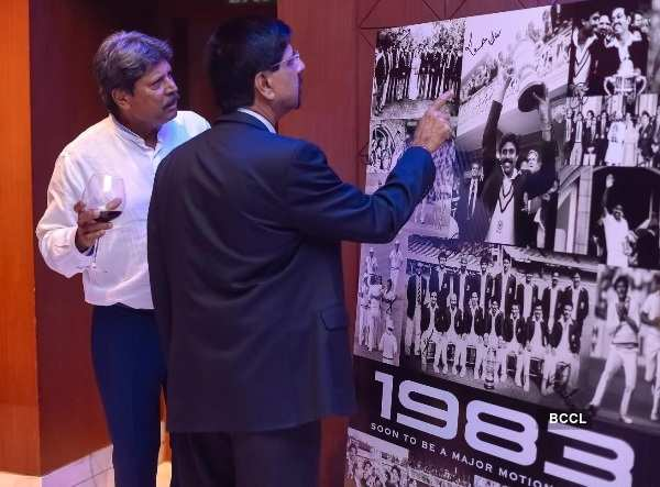 1983: Movie Launch