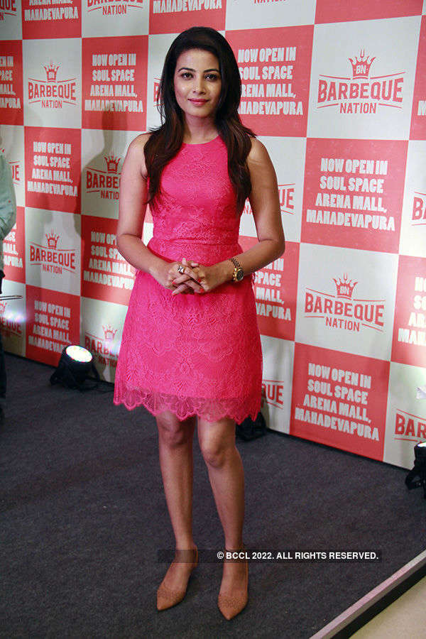 Kavya launches Barbeque Nation's new outlet
