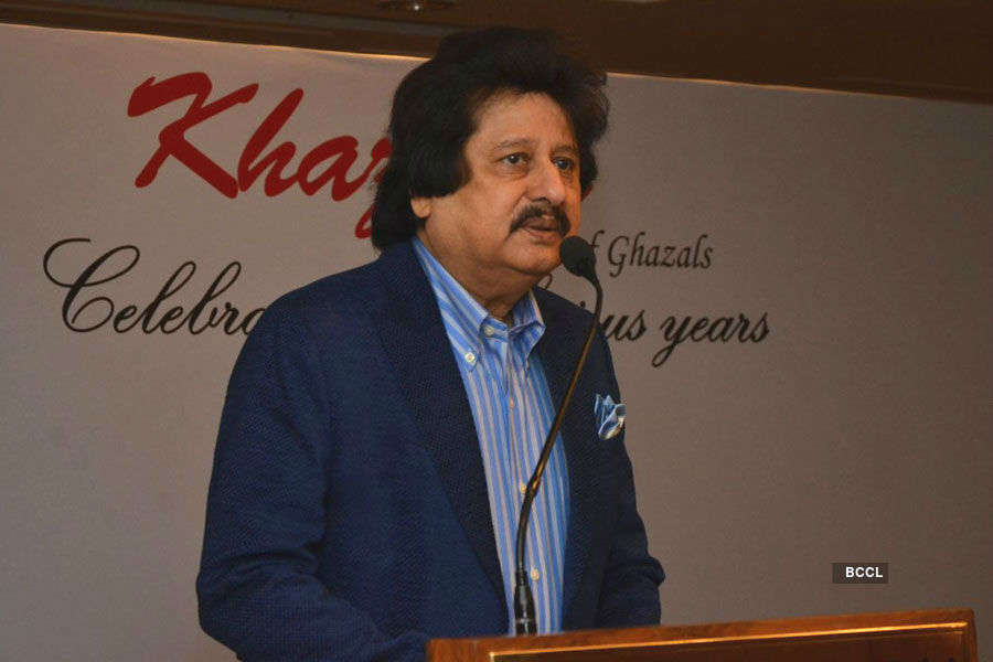 Khazana Ghazal Fest: Press Meet